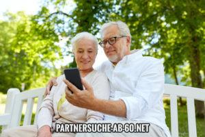 Senioren auf Partnersuche