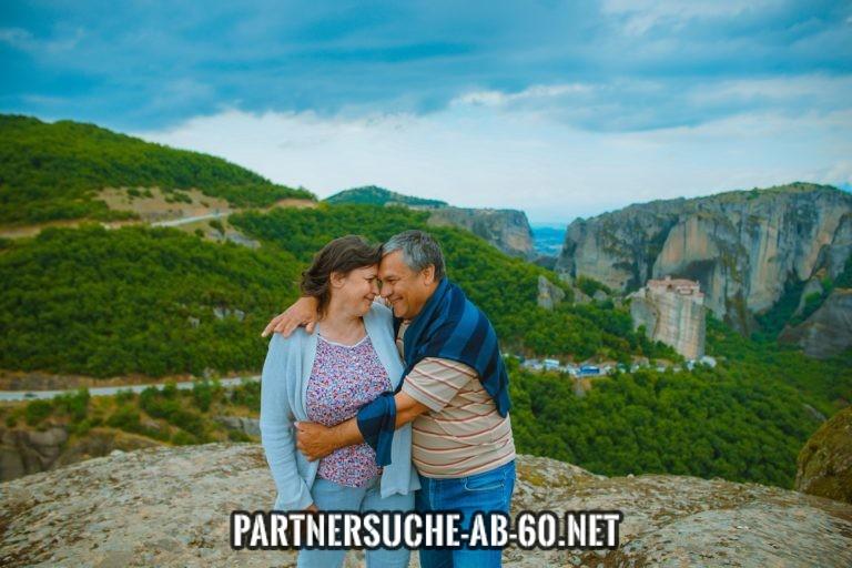 Partnersuche ab 60 Jahren kostenlos   60 und Single