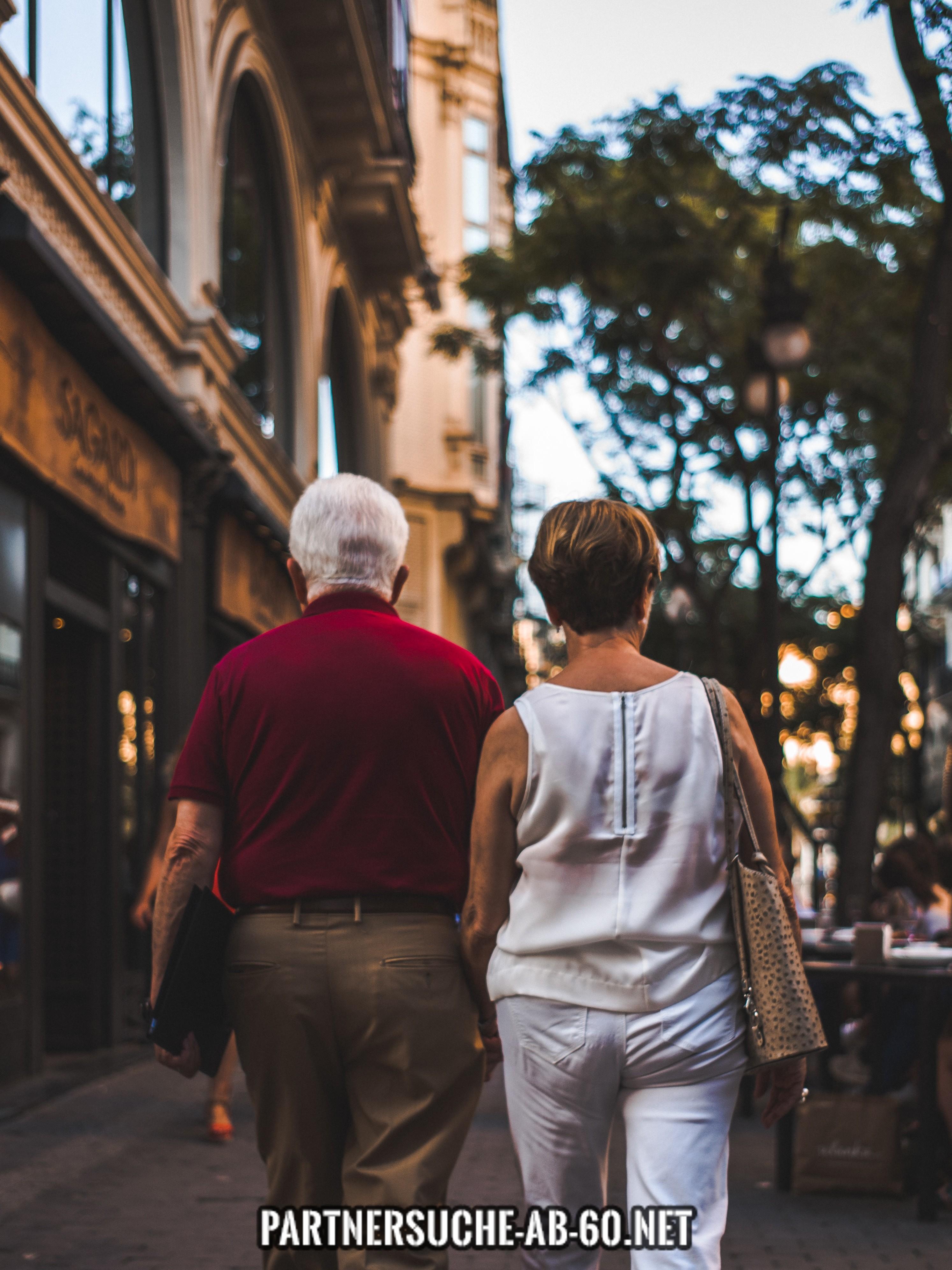 Online partnersuche ab 60