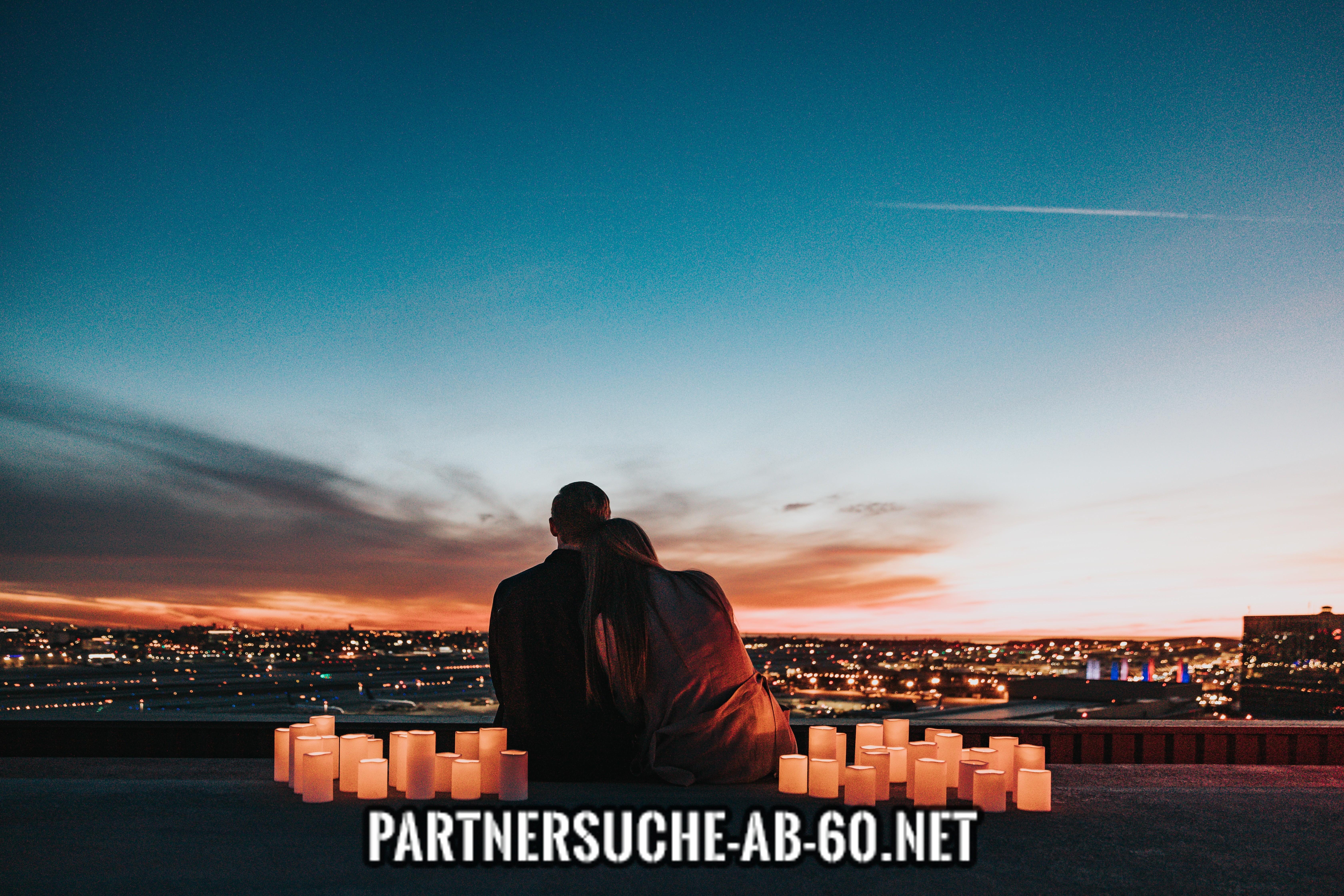 Partner finden im Alter